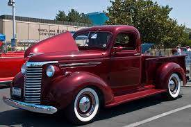 Chev / GMC Trucks 1941 - 1990's - GM Pickups 1940-1946