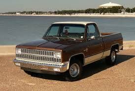 Chev / GMC Trucks 1941 - 1990's - GM Pickups 1981-newer