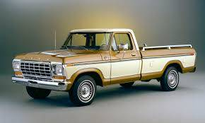 Ford Trucks 1948 - 1990's - Ford F Series Pickups 1973-newer