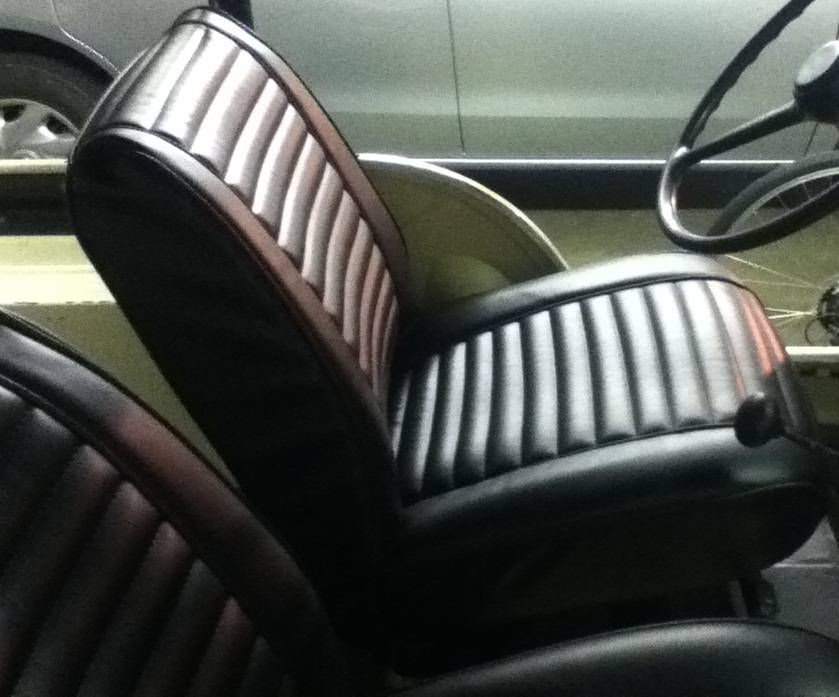 Jeep Seat Covers >> JEEP CJ Style 1976-1985 Upholstery kit for Low Back Front Bucket seats