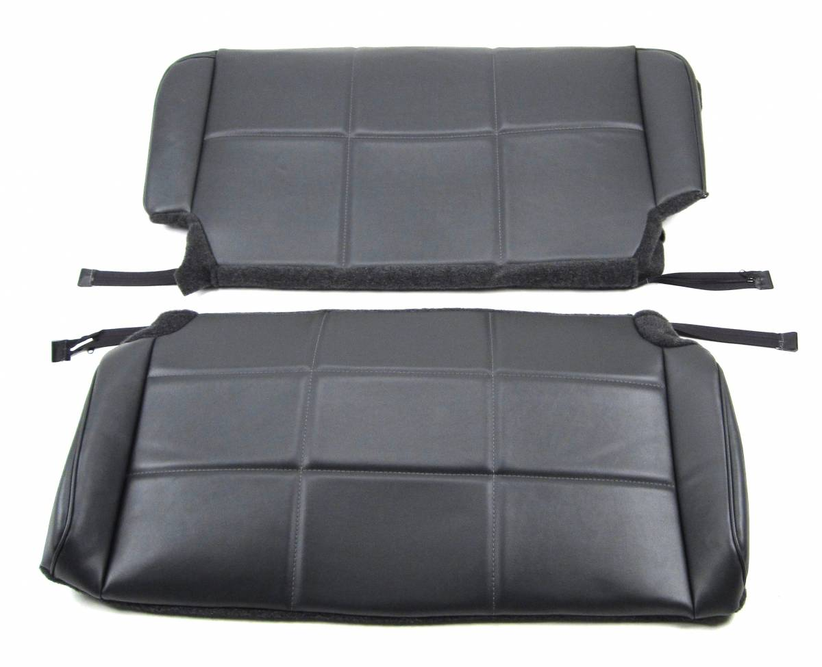 Jeep Tj Wrangler 1997 2002 Upholstery Kit For Rear Bench Seat
