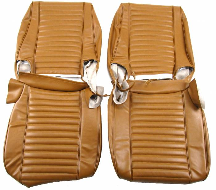 Seatz Manufacturing - JEEP CJ Style 1976-1985 Upholstery kit for Low Back Front Bucket seats