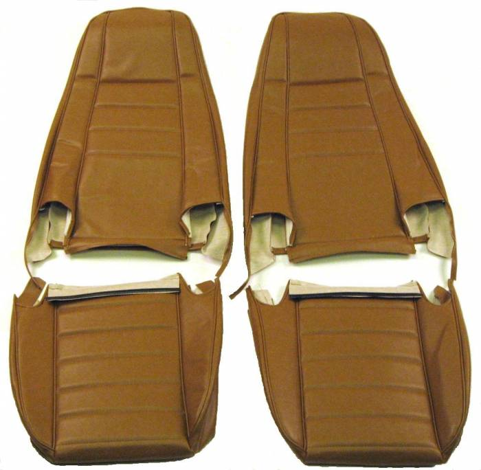 Seatz Manufacturing - JEEP YJ Style 1986-1990 Upholstery kit for High Back Front Bucket seats