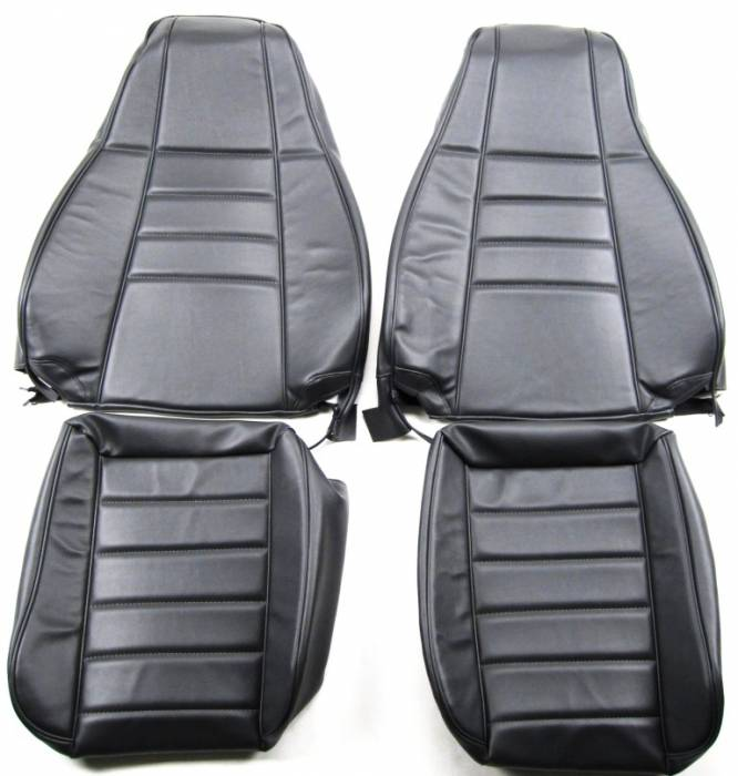 Seatz Manufacturing - JEEP TJ Wrangler 1997-2002 Upholstery kit for Front Bucket seats