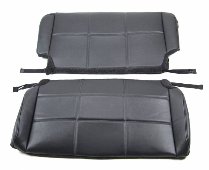 Seatz Manufacturing - JEEP TJ Wrangler 1997-2002 Upholstery kit for Rear Bench seat