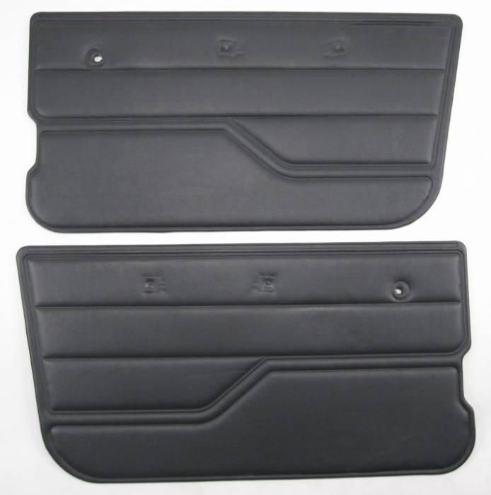Seatz Manufacturing - JEEP YJ Wrangler 1986-1996 Door Panel Pair