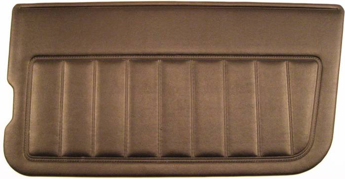 Seatz Manufacturing - JEEP CJ Wrangler 1981-1986 Door Panel Pair