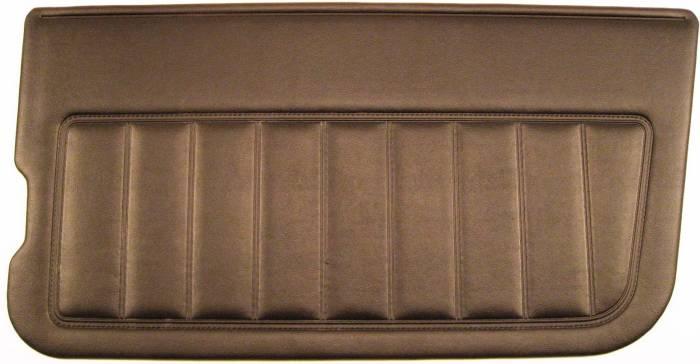 Seatz Manufacturing - JEEP CJ Wrangler 1981-1986 Door Panel Pair