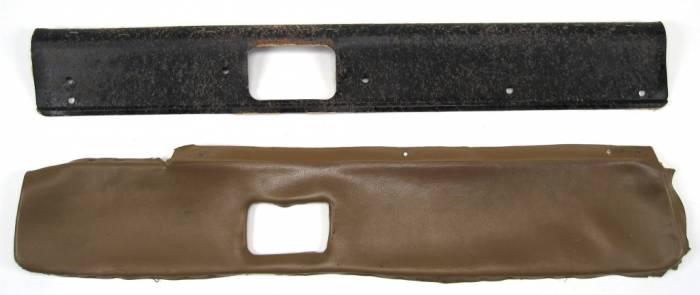 Example of Jeep Original Upper Door Arm Rest Panel