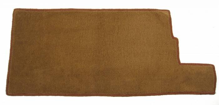 YJ specific rear gate carpet piece