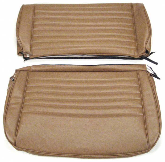 Seatz Manufacturing - JEEP CJ Style 1976-1986 Upholstery kit for Folding Rear Bench seat
