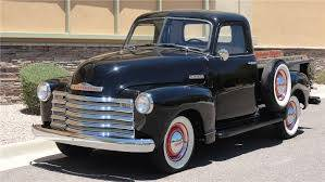 Chev / GMC Trucks 1941 - 1990's - GM Pickups 1947-1959