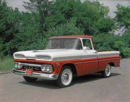 Chev / GMC Trucks 1941 - 1990's - GM Pickups 1960-1980