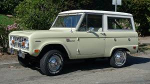 Ford Trucks 1948 - 1990's - Ford Bronco
