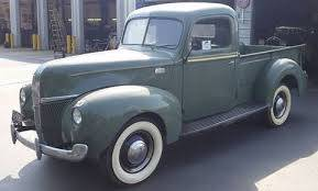 Ford Trucks 1948 - 1990's - Ford F Series Pickups 1941-1947