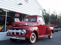 Ford Trucks 1948 - 1990's - Ford F Series Pickups 1948-1952
