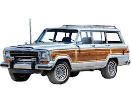 Jeep CJ, YJ, TJ, Jeepster, Comanche - Jeep Grand Wagoneer