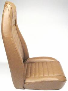 Seatz Manufacturing - JEEP CJ 1979-1985 Upholstery kit for High Back Front Bucket seats - Image 3