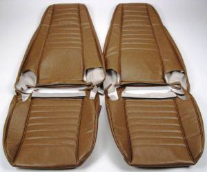 Jeep CJ, YJ, TJ, Jeepster, Comanche - Jeep CJ5, CJ7, CJ8 1972-1985 - Seatz Manufacturing - JEEP CJ 1979-1985 Upholstery kit for High Back Front Bucket seats