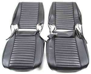 Seatz Manufacturing - JEEP CJ Style 1976-1986 Upholstery kit for Low Back Front Bucket seats - Image 3