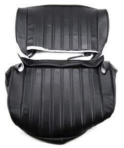 Seatz Manufacturing - JEEP CJ 1972-1975 Upholstery kit for Low Back Front Bucket seats
