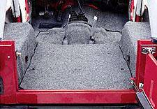 Jeep CJ, YJ, TJ, Jeepster, Comanche - Jeep TJ & LJ 1997-2006 - Seatz Manufacturing - JEEP TJ Wrangler 1997-2006 Deluxe Carpet Kit