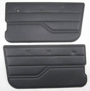 Seatz Manufacturing - JEEP YJ Wrangler 1986-1996 Door Panel Pair