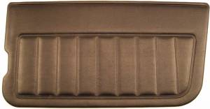 Jeep CJ, YJ, TJ, Jeepster, Comanche - Jeep YJ 1986-1996 - Seatz Manufacturing - JEEP CJ Wrangler 1981-1986 Door Panel Pair