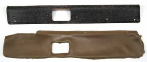 Jeep CJ, YJ, TJ, Jeepster, Comanche - Jeep YJ 1986-1996 - Seatz Manufacturing - JEEP YJ Wrangler 1986-1996 - Replacement material for Door Arm Rest Panel