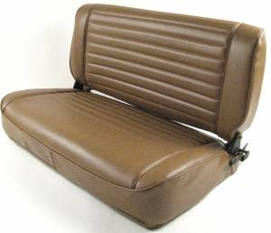 Seatz Manufacturing - JEEP CJ Style 1976-1985 Upholstery kit for Folding Rear Bench seat - Image 4