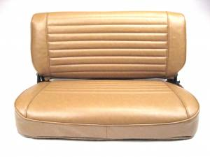 Seatz Manufacturing - JEEP CJ Style 1976-1985 Upholstery kit for Folding Rear Bench seat - Image 5