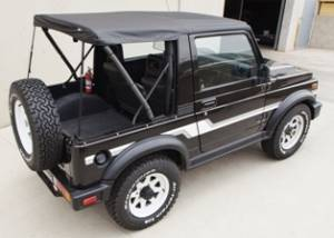 Samurai Soft Top