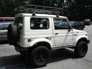 Samurai Hard Top