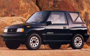 Suzuki Sidekick 2 door 1989